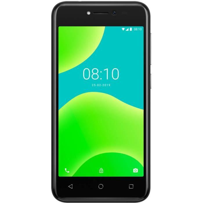 Smartphone Wiko Y50 Gris