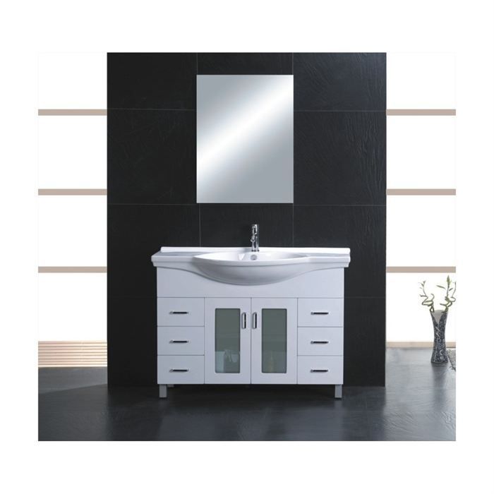 meuble de salle de bain elegance achat vente meuble vasque plan meuble de salle de bain. Black Bedroom Furniture Sets. Home Design Ideas