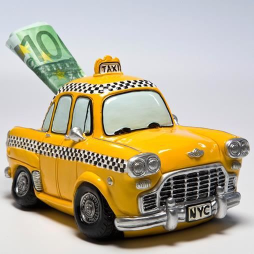 Taxi new york by kare tirelire achat vente tirelire for Objet deco new york