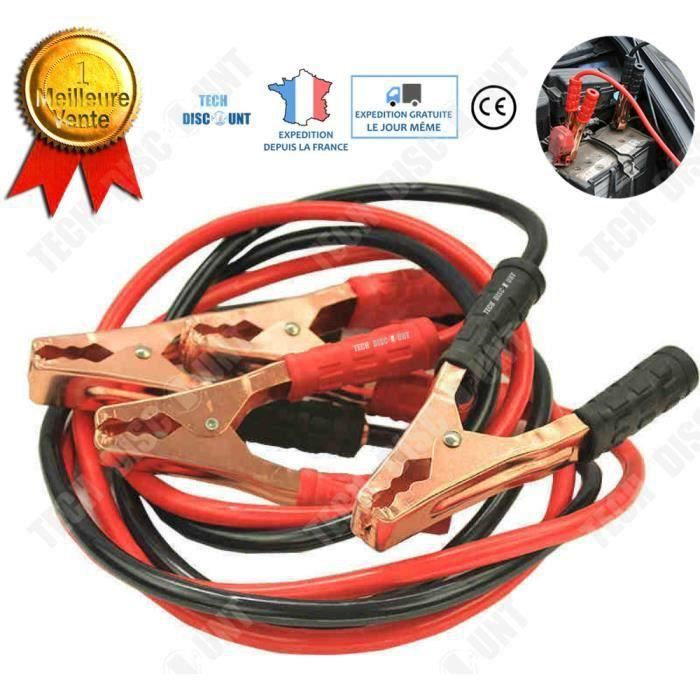 Dépannage Accessoires câble de remorquage 2000kg 2t pannenseil en coffrets neuf voitures