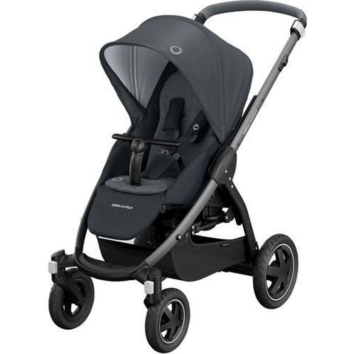 Photo de bebe-confort-poussette-stella-essential-graphite