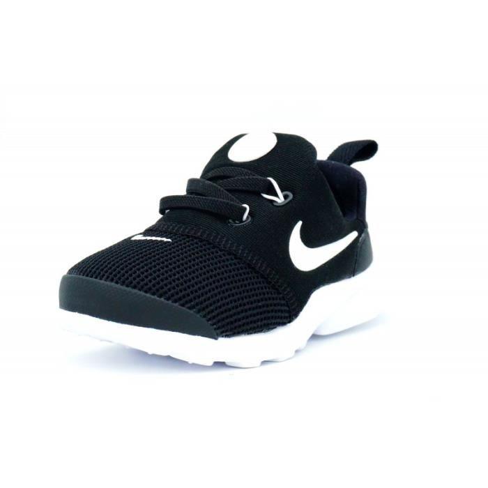Nike Bébé Presto Fly Noir - Achat / Vente basket - Cdiscount