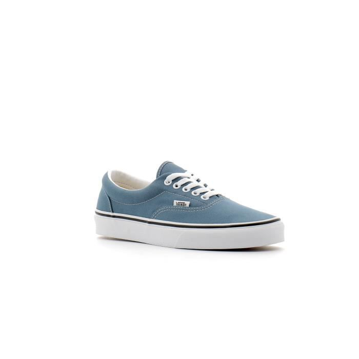 vans bleue femme