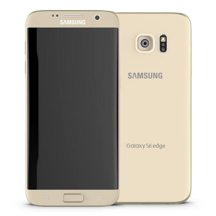 samsung galaxy s6 edge g925v 32 go d bloqu smartphone 5 1 eu plug or achat smartphone pas. Black Bedroom Furniture Sets. Home Design Ideas