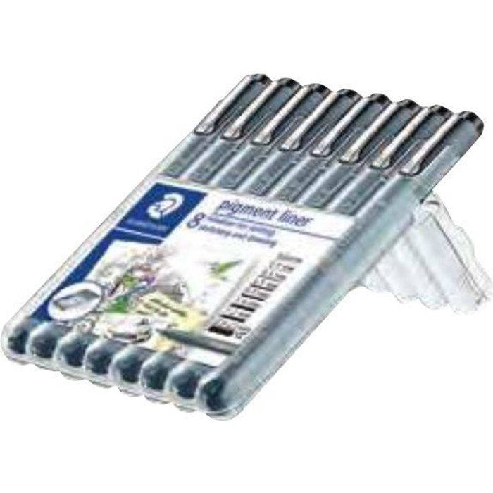 Staedtler 563 50 ST Mars R/ègle en aluminium bords anti-taches patin anti-d/érapant