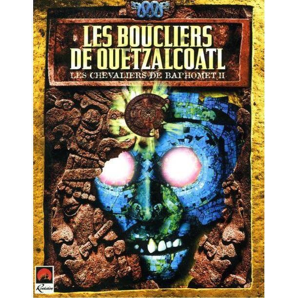 DE QUETZALCOATL TÉLÉCHARGER LES BOUCLIER
