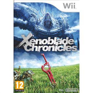 JEU WII XENOBLADE CHRONICLES / Jeu console Wii