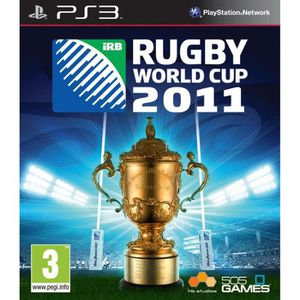 JEU PS3 RUGBY WORLD CUP 2011 / Jeu console PS3