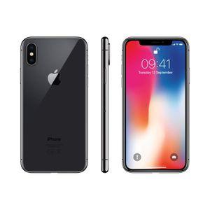 SMARTPHONE Apple iphoneX 64Go Gris Sideral Très bon état