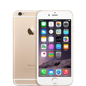 SMARTPHONE RECOND. iPhone 6 - 16Go reconditionné Grade AB Blanc Or