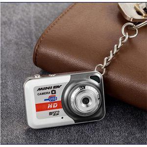 APPAREIL PHOTO COMPACT HD Ultra Portable 1280X1024 Mini Caméra X6 Enregis