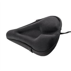 Fucnen Gel Vélo Selle Couvre Confortable Exercice Coussin de siège avec...