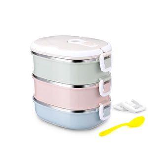 LUNCH BOX - BENTO  Boite pour dejeune, Lunch box bento, Lunch box iso