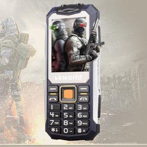 Téléphone portable VKWORLD V3S veille téléphone Portable - double car