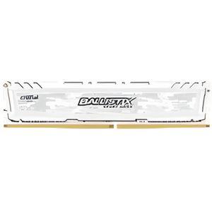 MÉMOIRE RAM BALLISTIX Mémoire PC Sport LT Blanc - DDR4 - 8GB -
