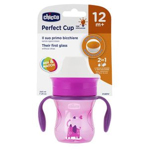 TASSE D'APPRENTISSAGE Chicco 6951100050 Perfect Membrane 360° Tasse
