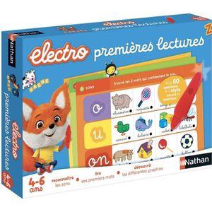JEU D'APPRENTISSAGE NATHAN Electro - Premières Lectures