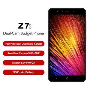 SMARTPHONE LEAGOO Z7 5.0'' écran 1 + 8G Android 7.0 Processeu