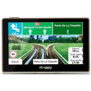 GPS AUTO GPS voiture MAPPY - ULTIE 538 • GPS