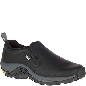 MOCASSIN Merrell cuir imperméable jungle moc hommes glace +