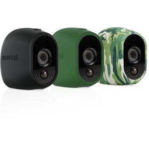 PIÈCES DÉTACHÉES VIDÉO Accessoire Arlo - Pack de 3 Housses Camouflage Cam