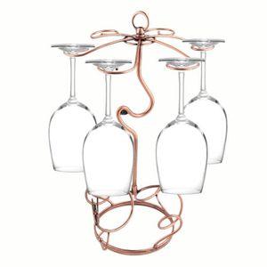 PORTE-VERRE Porte-verres à vin-range verre -rack de verre