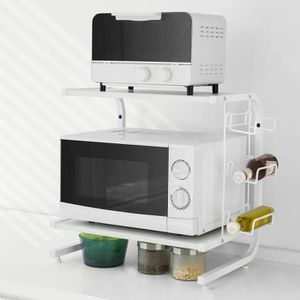 DESSERTE - BILLOT SoBuy® FRG092-W Etagères de cuisine Meuble rangeme