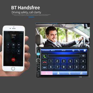 LECTEUR MP4 7 pouces HD voiture Bluetooth MP5 Player TFT écran