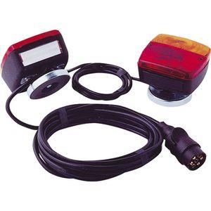 FEUX DE REMORQUE SPOTLIGHT Kit Magnétique de signalisation EF2