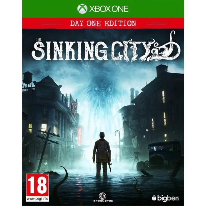 The Sinking City Day One Edition Jeu Xbox One