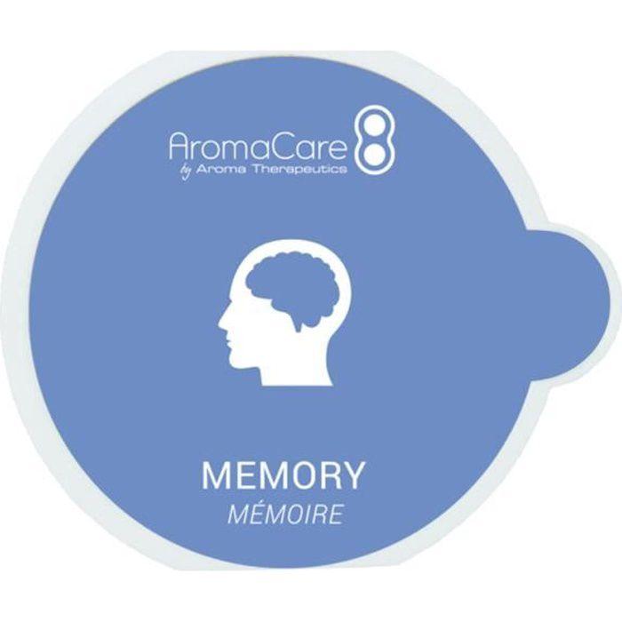 Huile essentielle Capsule 'Memoire' pour diffuseur Essentiel Aromacare