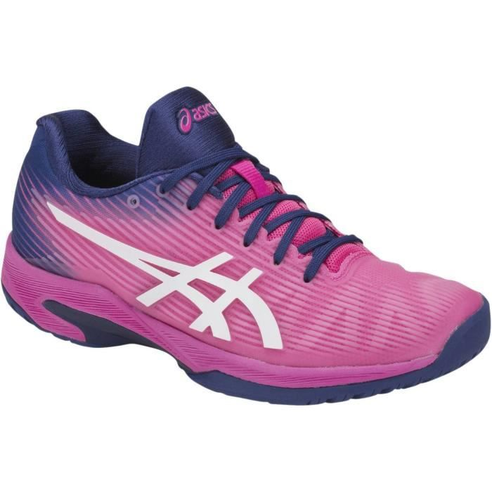 ASICS Chaussures de tennis Solution Speed - Femme - Rose