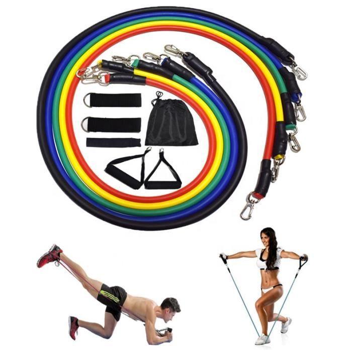 Bande résistante fitness - Equipment de sport - Élastique Musculation