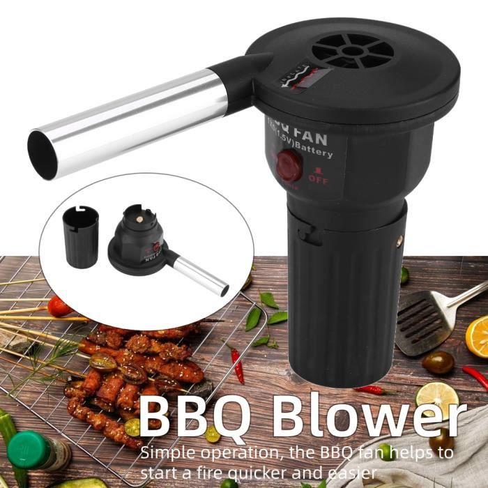 NEUFU Barbecue BBQ Grill Ventilateur Souffleur Moteur Électrique charbon Machine -BOH HB066