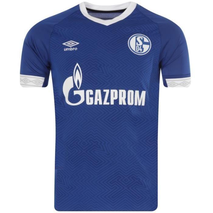 Umbro Maillot Enfant Schalke 04 Domicile Bleu