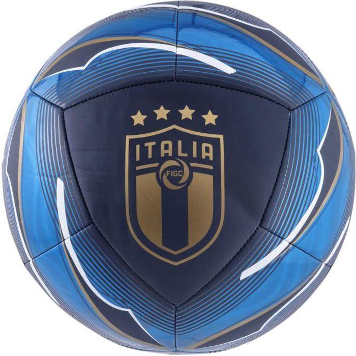 Ballon Italie - bleu marine/bleu - Taille 5