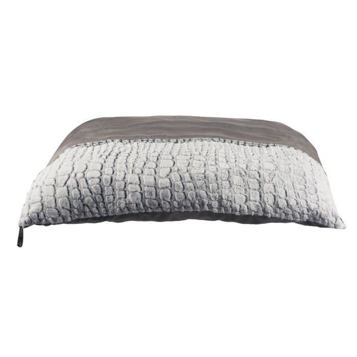 SNAKE SUEDE Pillow cushion - L