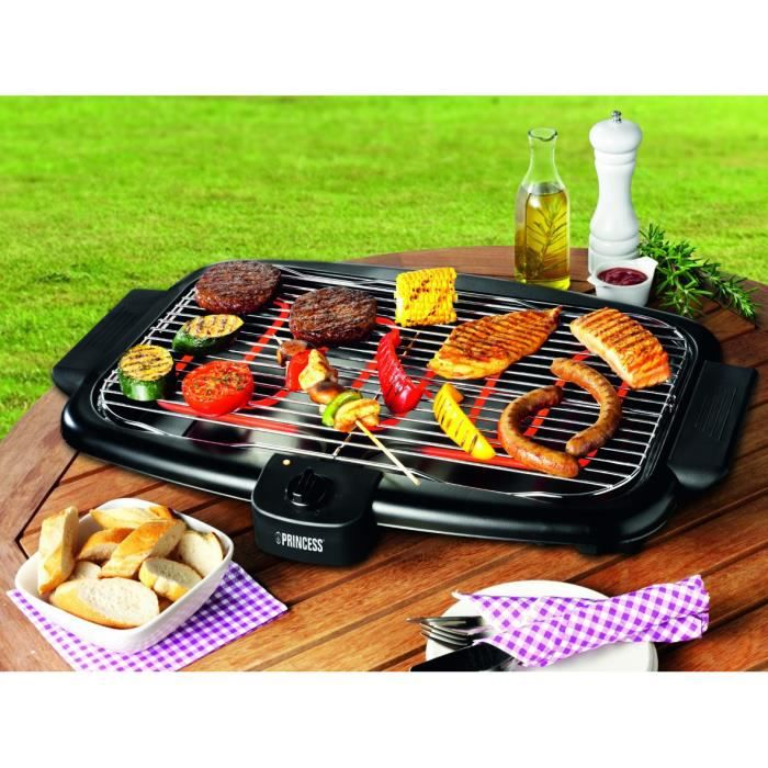 Barbecue posable - PRINCESS 112248