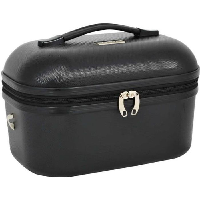 Vanity case TRAVEL'S -Kelly- - noir - TRA-651N-17-KELLY
