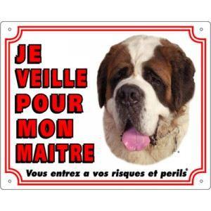 Vadigran Panneau Saint-Bernard