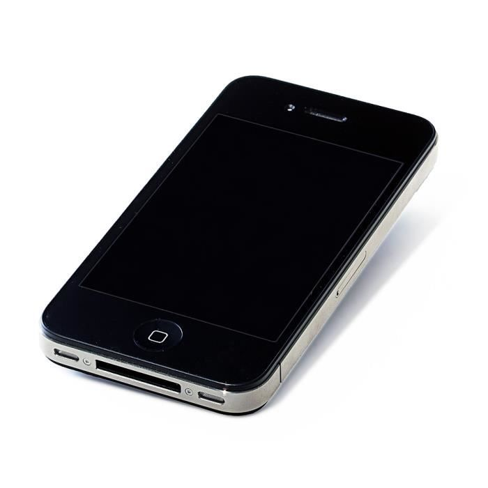 iphone 4s 16gb noir gsm pas chere achat smartphone. Black Bedroom Furniture Sets. Home Design Ideas