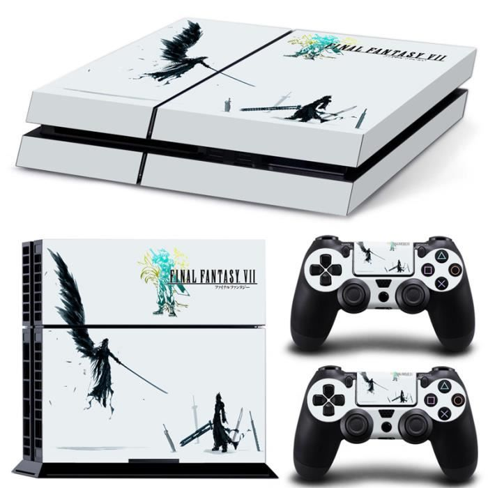 jeux pc video console r stickers ps final fantasy