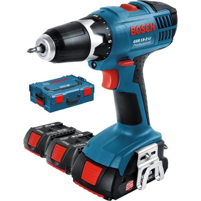 Perceuse 1 5ah