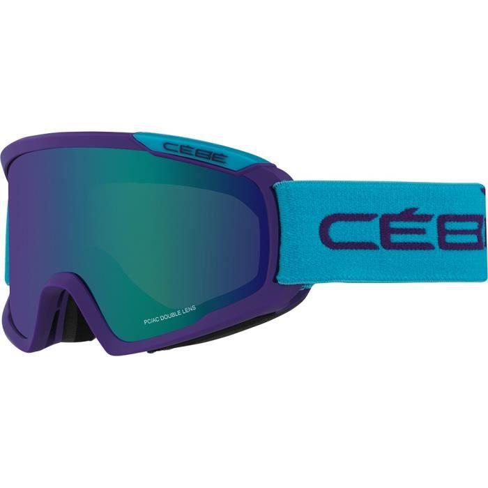 C/éb/é Origins L Masque de Ski Mixte-Adulte