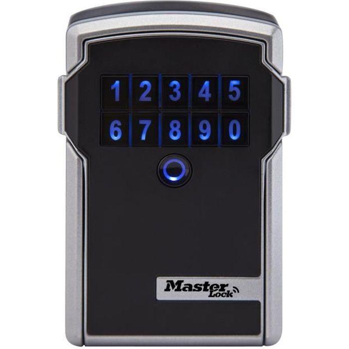 COFFRE FORT MASTER LOCK Boite à clés Bluetooth sécurisée - For