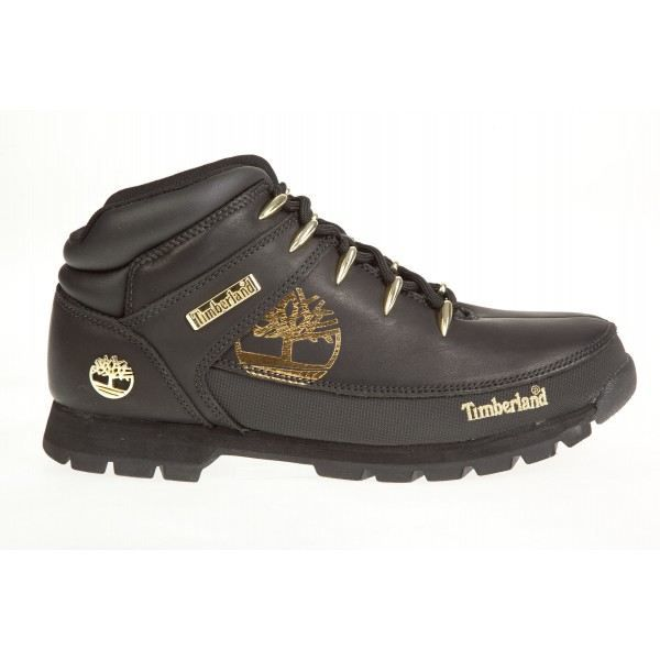 timberland homme noir et or