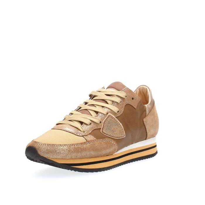 PHILIPPE MODEL PARIS SNEAKERS Femme MUD, 36