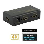 REPARTITEUR TV HD ELITE POWER Splitter HDMI 2.0 Turbo 2 ports