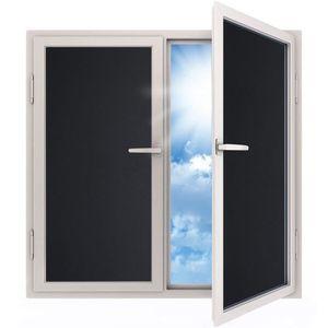 La vie privée sans bulles film en verre dépoli fenêtre gravé verre givre vinyle 76 cm x 2m
