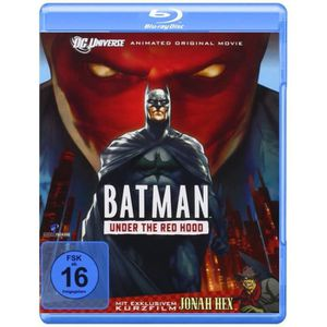 BLU-RAY FILM BD * Batman: Under the Red Hood [Blu-ray] [Import